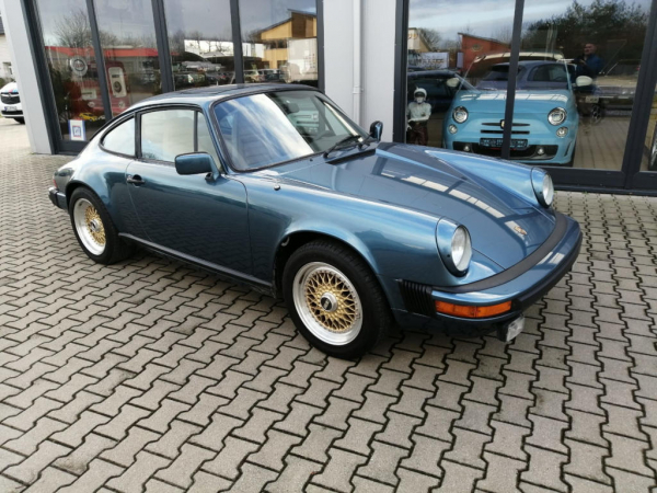 Porsche 911 SC Coupe ex California